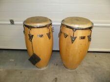 2x Latin Percussion LP Classic Conga 11 Trommel Set