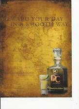 Tequila Don Cordona- 10/2009 print magazine ad.