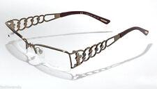 Chopard VCH777S VCH 777S R80 Bronze Eyewear glasses frame 54-16-140 NEW