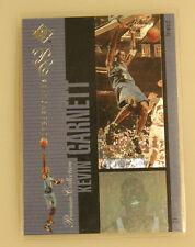 1996-97 SP holoview di Kevin Garnett