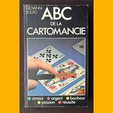 ABC DE LA CARTOMANCIE Giovanni Sciuto 1984