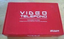 VIDEOTELEFONO Telecom Italia COLORE ANTRACITE SIGILLATO Video Telefono AFFARE