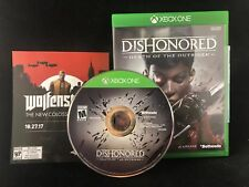 Dishonored: Death of the Outsider (Microsoft Xbox One, 2017)