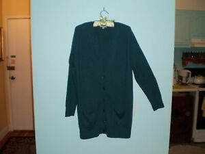 PURE COLLECTION SIZE 12 100% CASHMERE SWEATER CLEAN  SOFT VERY GOOD CONDITION
