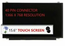 """15.6"""" Hd Lcd Touch Screen for Dell Inspiron 3565 3567 Laptops B156Xtk01.0 K2V59"""