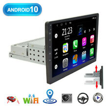 """10.1"""" Android 10 Car Stereo Gps Navigation Radio Wifi Mirror Link Head Unit 1Din"""