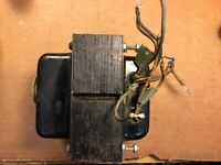 HUGE Vintage Power Transformer Guaranteed for Tube Amplifier 5v 6.3v 700vCT