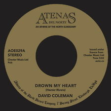 "DAVID COLEMAN  ""DROWN MY HEART c/w MY FOOLISH HEART""   NORTHERN SOUL / LATIN"