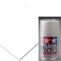 Tamiya TS-45 Pearl White Lacquer Spray Paint 3 oz