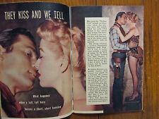 Jan. 26-1957 TV Guide(CLINT  WALKER/CHEYENNE/DANI CRAYNE/MICKEY DOLENZ/JOAN VOHS