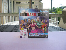 The Big Bang Theory-Fact or Fiction Trivia Game - Fan Edition-New & Sealed!