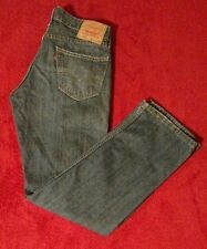 Levi's 569 Men's Relaxed Straight Medium Wash Blue Jeans Size 30x32 (32x30)