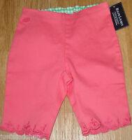 Ralph Lauren baby girl summer trousers pants 3-6-9 m BNWT designer pink