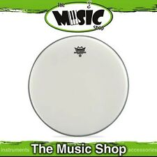 """New Remo 13"""" Emperor Coated Smooth White Drum Skin - 13 Inch Head - BE-0113-JP"""