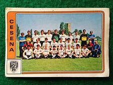 CALCIATORI 1984-85 84-1985 n 363 CESENA SQUADRA , Figurina Sticker Panini NEW B