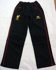 LIVERPOOL 2012/13 PRESENTATION PANTS BY WARRIOR SIZE XL BOYS BRAND NEW