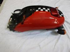 13. Harley Davidson V-Rod Fender Arrière Complet Capot Bavette