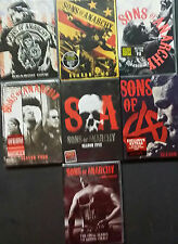 Sons of Anarchy: Seasons 1 - 7 (DVD) BRAND NEW