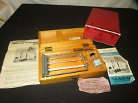 VINTAGE LANDAU ADAMS MEDICAL TEST TOOL APPARATUS 1955 Doctor medicine device