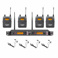 RW2080 4 Professional In Ear Monitor System Monitoring SR2050 Type for stage