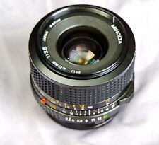 Minolta MD Mount 1:2.8 f/2.8 28mm Wide Angle Lens X-370 X570 X700 XG1 XG7 XD SRT