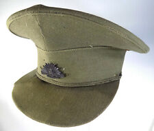 WW2 Original Australian Army Officer's Peaked Cap