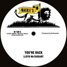 LLOYD MCTAGGART - YOU'RE BACK  VINYL LP SINGLE NEU