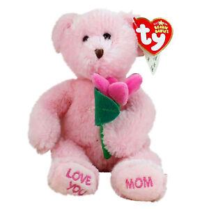 Ty Beanie Baby Love u mom - MWMT (Bear Mothers day 2006)