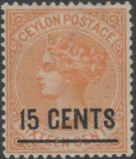 CEYLON Scott 172 SG189 Mint Hinged