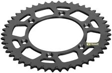 Pro-X Natural 49 Aluminum Rear Sprocket for Honda CR125R 1987-2007