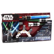 Hasbro B2949 2.Wahl Star Wars Lichtschwert  E7 Jedi Meister mit 2 Lichtdolche