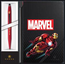 CROSS Tech 2 MARVEL Penna a sfera e Scritture contabili corrispondenti Set Regalo-Iron Man