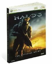 Halo 3 by Piggyback Interactive Ltd Staff (2007, Paperback) FREE SHIP!