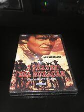 ATTRAVERSO DEL URAGANO DVD JACK NICHOLSON WESTERN MONTE HELLMAN