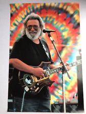 Vintage 1995 Jerry Garcia Poster # 8241 B.G.P. Archives 23x35