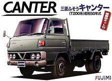 NIB Fujimi 1/32 Hayate Mitsubishi Fuso Canter T200 Truck 01123 From Japan VHTF