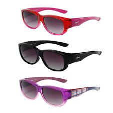 Joysun Unisex Polarized LensCovers Sunglasses Over Prescription Glasses KW8009