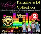 Professional Karaoke System and DJ Collection Hard Drive - Lifetime Updates