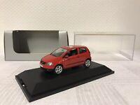 Schuco 1:43 VW Fox 1.4 Geschenk Modellauto Modelcar Scale Model Spielzeug Rar