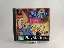 BIG STRIKE BOWLING SONY PLAYSTATION 1 2 3 ONE PS1 PS2 PS3 PAL ITALIANO COMPLETO