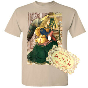 Saint Gabriel V17 Archelangel Christian DTG T SHIRT All sizes S-5XL