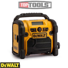 DeWalt DCR020 240 V XR Compact Dab Digital Jobsite radio 10.8 V 14.4 V 18 V