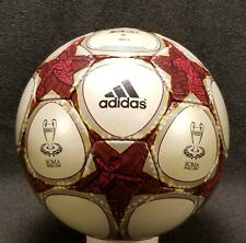 Rare Adidas Roma Finale 2009 Champions League Official Match Ball Replica Sz 5