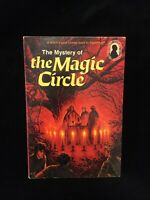 Alfred Hitchcock Three Investigators MAGIC CIRCLE #27 PB Includes Bookmark