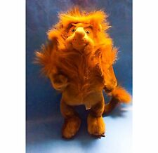 """WIZARD Of OZ 16"""" COWARDLY LION PLUSH STAND ALONE DOLL MADE IN CANADA RARE FIND"""