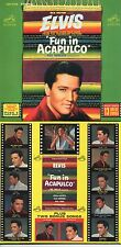 CD Elvis PRESLEY Fun In Acapulco (1963) - Mini LP REPLICA - 13-track CARD SLEEVE