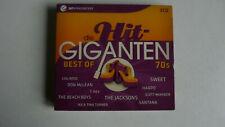 Die Hit-Giganten - Best of 70s - 3 CD
