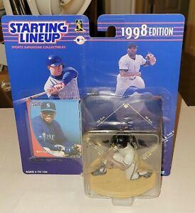 **RARE ERROR**  1998 STARTING LINEUP - MLB - KEN GRIFFEY JR / ALBERT BELLE