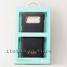 Kate Spade New York Saffiano Wrap Case for Samsung Galaxy Note 8 - Black NEW