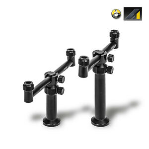 SOLAR TACKLE ALUMINIUM STAGE STANDS